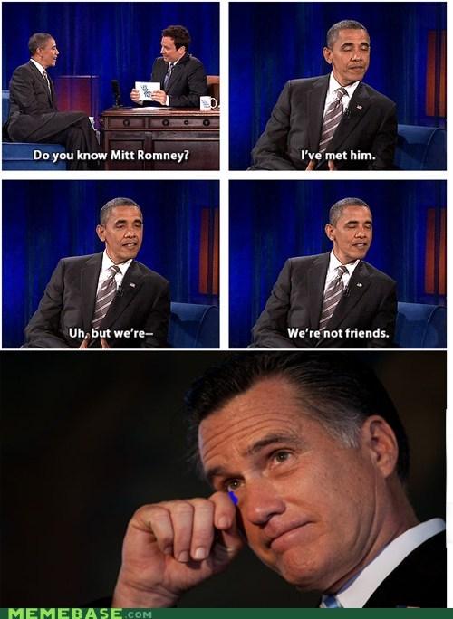 president barack obama Romney politics jimmy kimmel or something - 6577091328