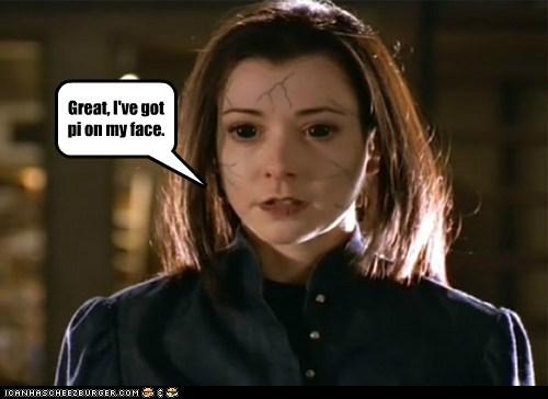 alyson hannigan Buffy the Vampire Slayer evil face willow rosenberg - 6577156864