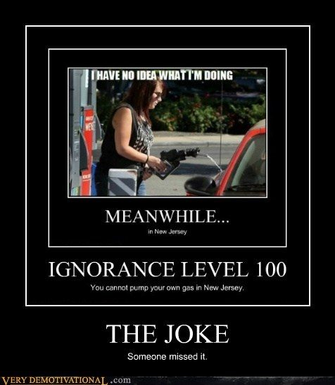 ignorance joke missed New Jersey - 6577175296