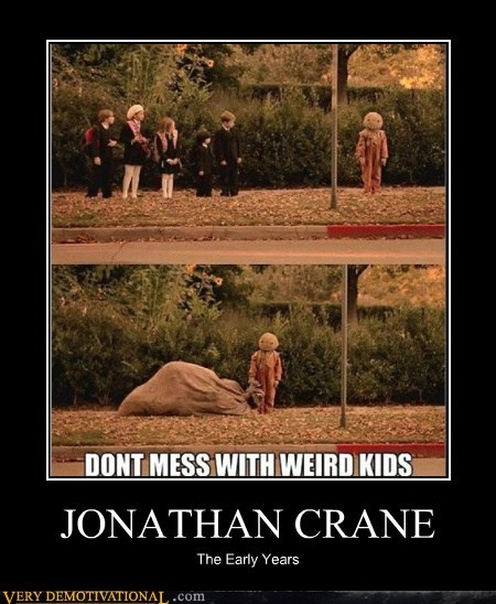 JONATHAN CRANE The Early Years