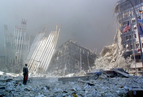 Sept. 11 Anniversary of the Day