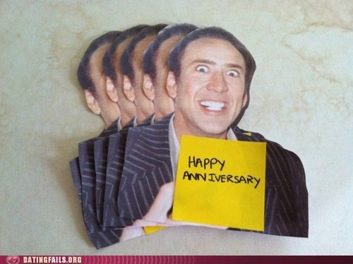 cards,creepy,happy anniversary,nicolas cage
