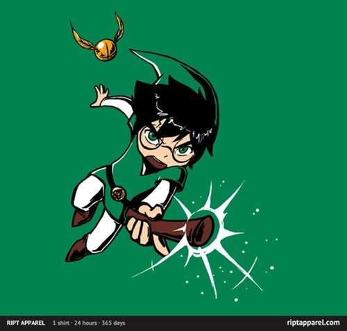 for sale Harry Potter ript apparel shirt Tee ten dollar the legend of zelda wind waker - 6578371584