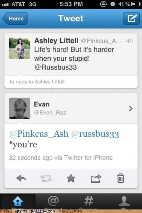 grammar,stupid,twitter