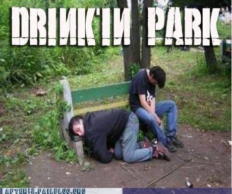 alcohol drinkin park linkin park teen angst - 6578617856