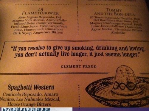 drinking smoking Wasted Wisdom - 6578618368