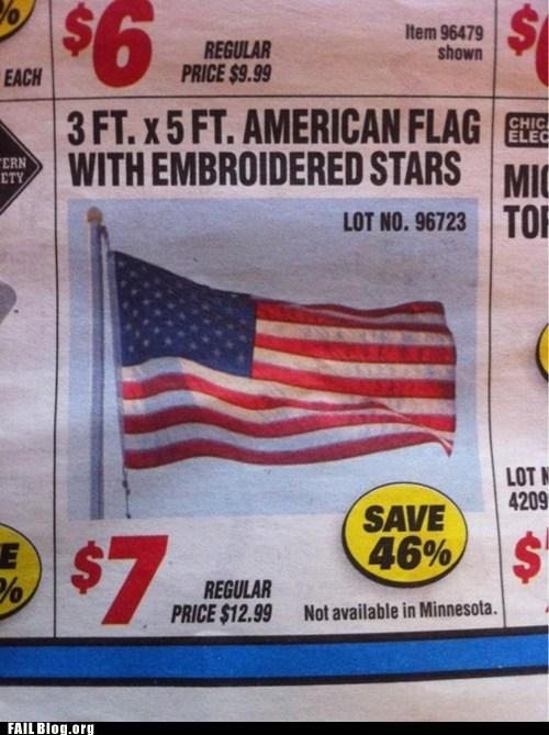 advertisement flag sale - 6578792192