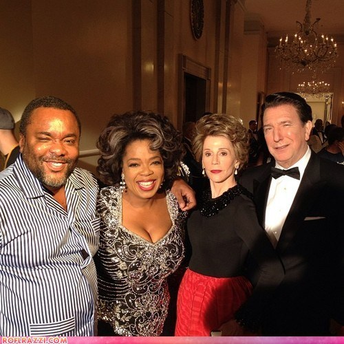 actor,Alan Rickman,celeb,first look,Jane Fonda,Nancy Reagan,oprah,Ronald Reagan