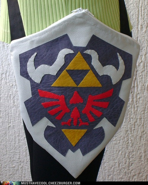 bag ocarina of time purse zelda - 6578893056