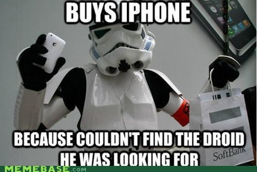 android iphone star wars stormtrooper - 6579153408