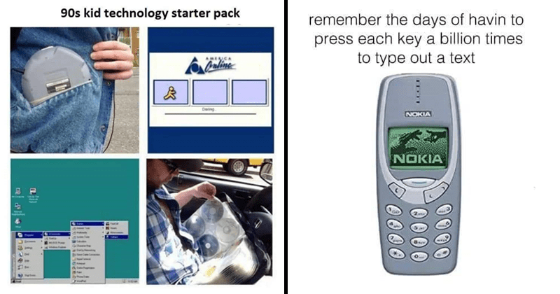 nostalgic memes, 90's kids memes.