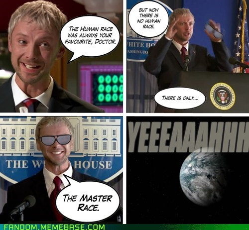 bbc,csi-miami-meme,doctor who,scifi,the master
