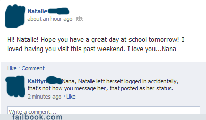 grandma,grandmothers,grandparents on facebook,nana