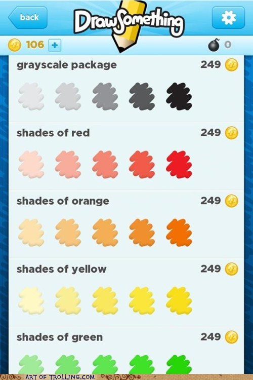 50 shades of grey draw something grayscale - 6579682048