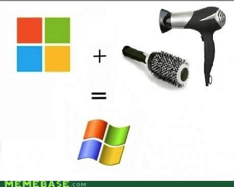 computers,cosmetology,hairdryer,logo,windows