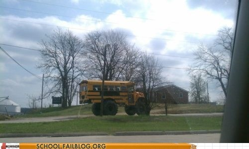 school bus they see me rollin tires - 6579858688