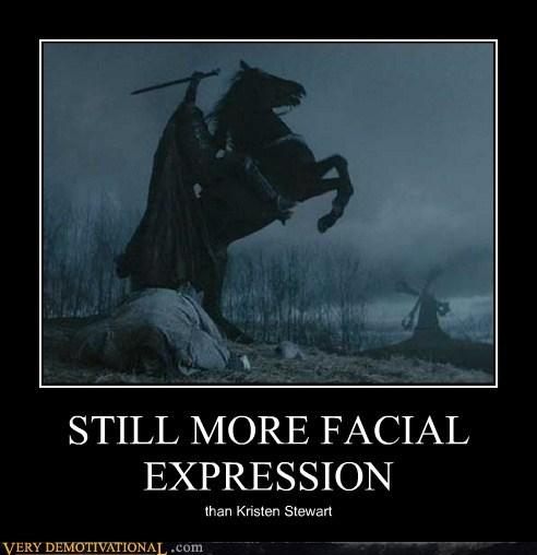 STILL MORE FACIAL EXPRESSION