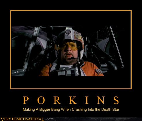 Death Star Porkins star wars - 6580251648