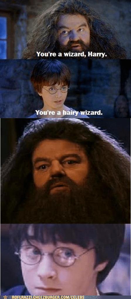 actor comic Daniel Radcliffe funny Harry Potter - 6580393216