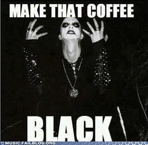 black metal coffee - 6580520704