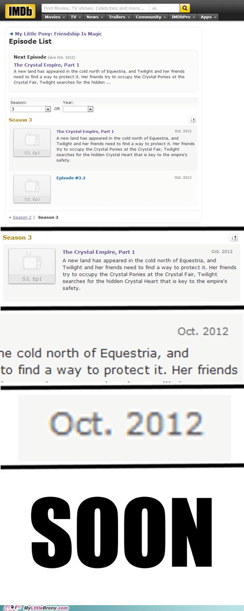 imdb october OMGOMGOMGOMGOMG season 3 so close