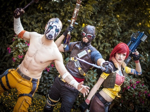 borderlands cosplay - 6580678656