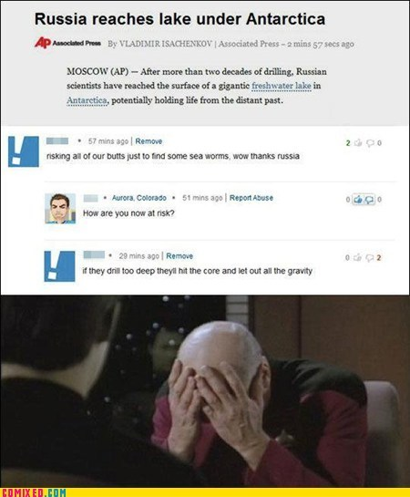 facepalm,Gravity,news,russia,science