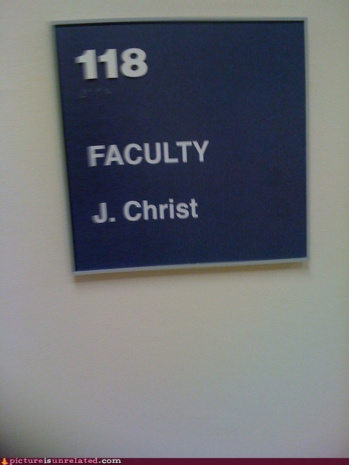 jesus christ name room