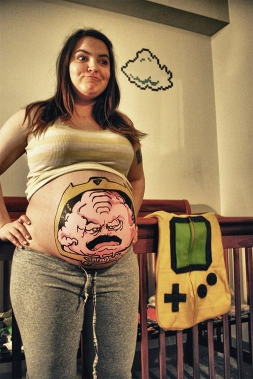 Krang pregnancy pregnant teenage mutant ninja turl teenage mutant ninja turles TMNT