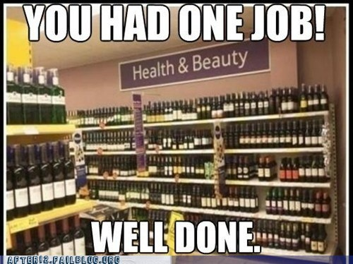 alcohol healthy and beauty one job well done - 6580827904
