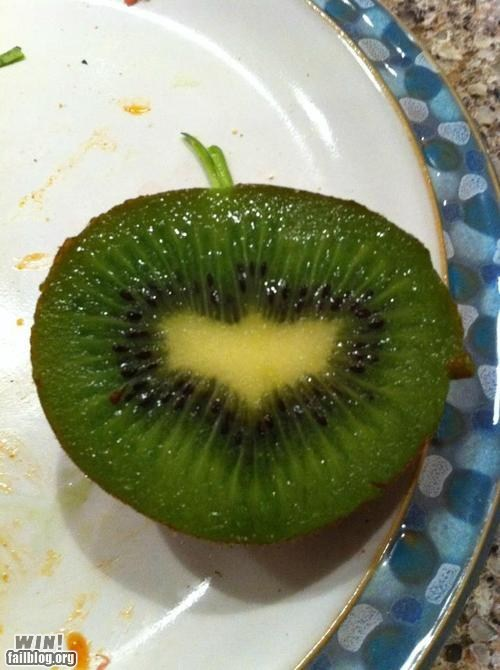 batman fruit kiwi nerdgasm