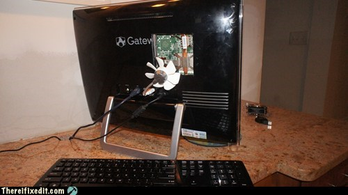 computer,cooling,cooling fan,fan,gateway,gpu,monitor