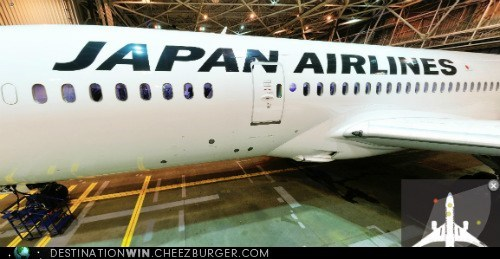 airline Japan japan airlines oh Japan panoramic - 6581040640