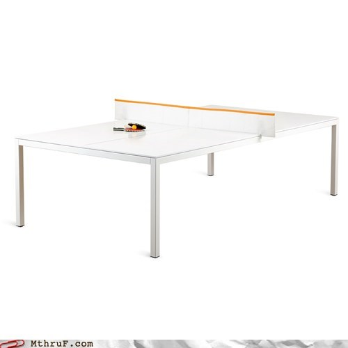 conference room table office swag ping pong table