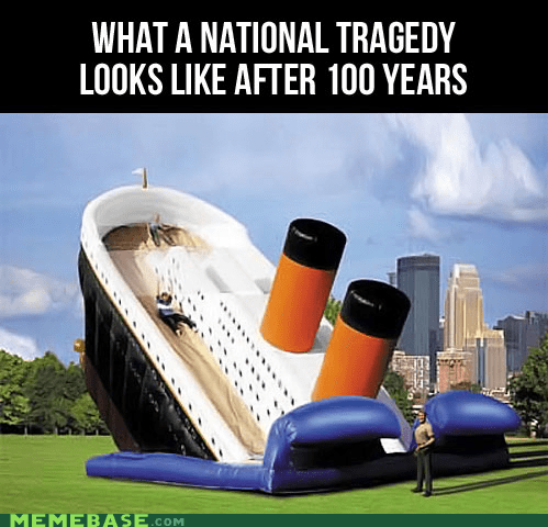 911 never forget titanic tragedy - 6581214464
