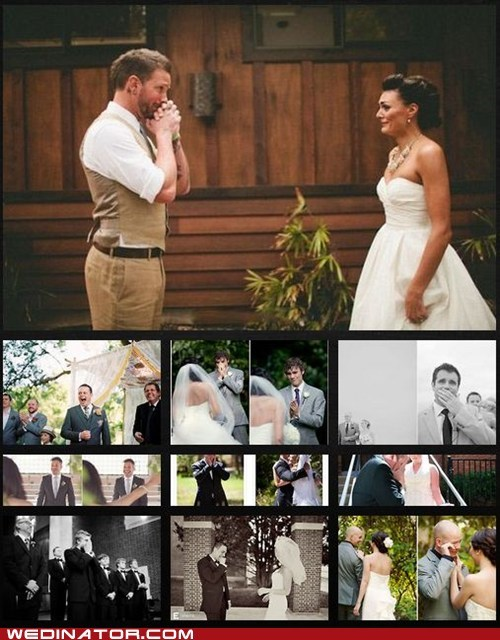 bride,crying,emotional,first look,men,overwhelmed