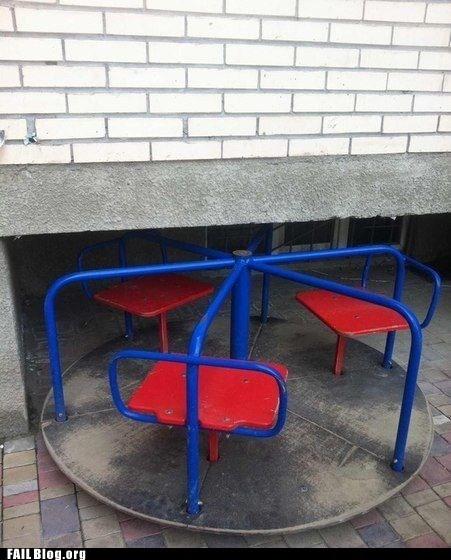 design merry go round ouch playground - 6581440000
