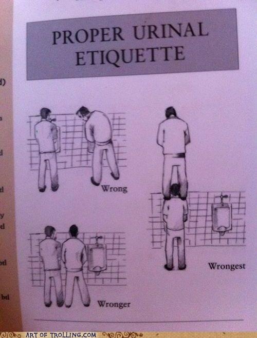 etiquette IRL peetimes urinal - 6581496320