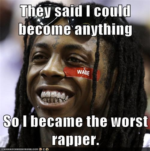 celeb funny lil wayne Music rap - 6581503232