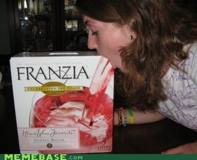 box wine,franzia,wine