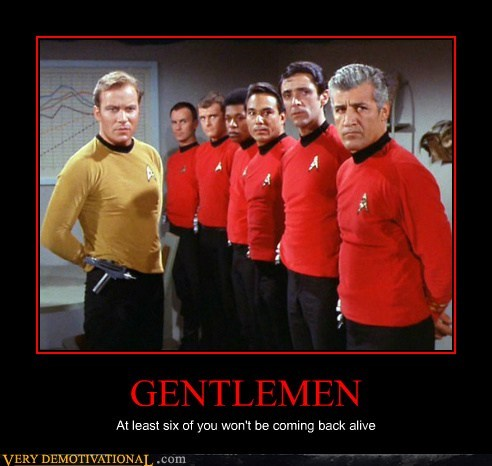 gentleman,red shirts,star strek