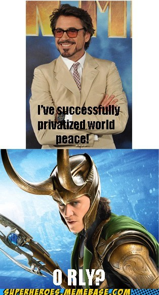 iron man loki Movie oops privatized world peace - 6581817088