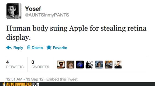 apple evolution inventing Patents sued - 6582545152