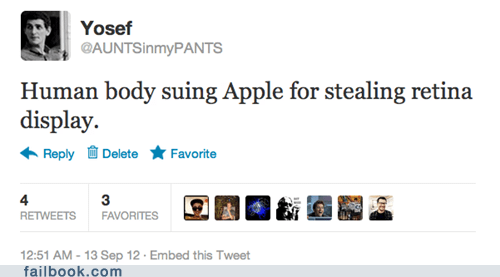 apple apple lawsuit iphone iphone 5 retina display Samsung siri