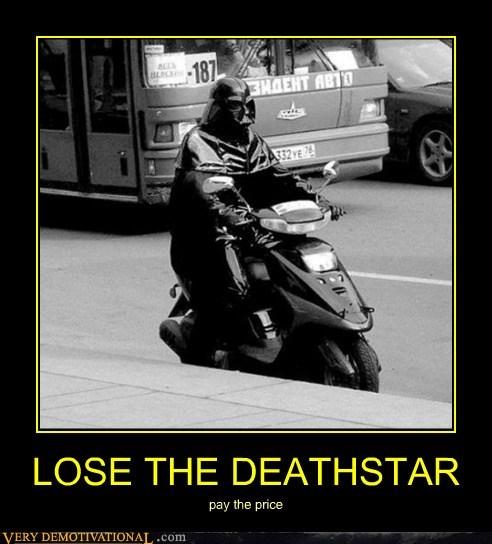 darth vader scooter - 6582708736