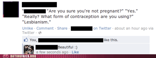 contraception,lesbianism,pregnant