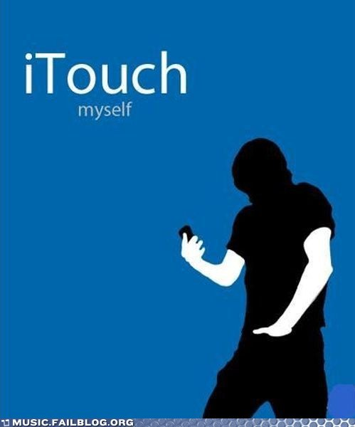 i touch myself,ipod touch
