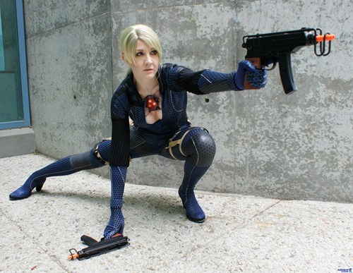 cosplay,jill valentine,Resident Evil 5,video games