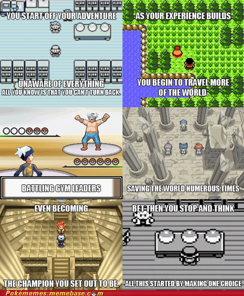 adventure choices journey Pokémon - 6582998784