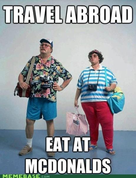 americans McDonald's Travel - 6583080192
